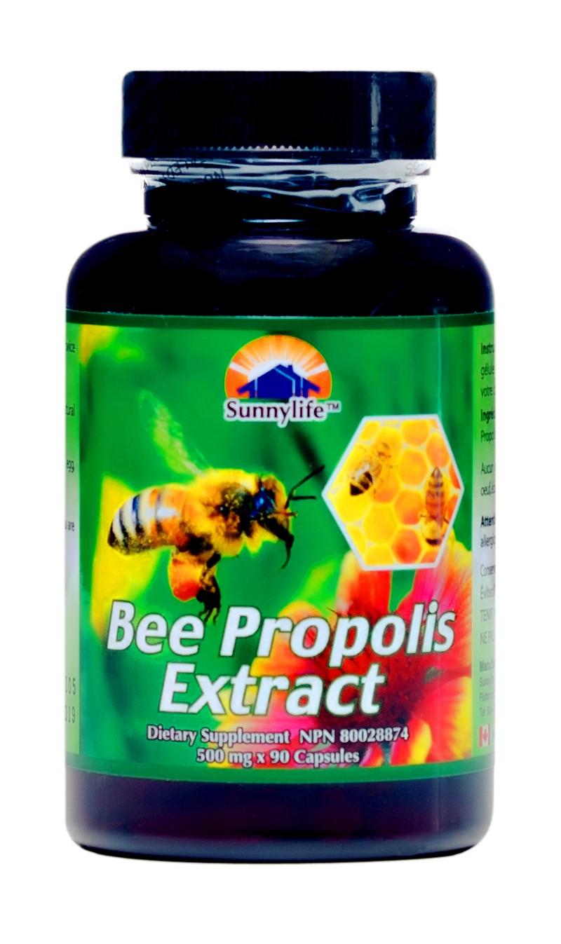 Sunnylife Bee Propolis Extract  90 Capsules